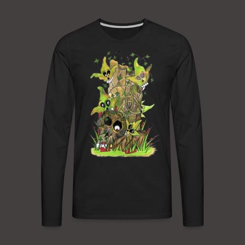 Ivy Death - T-shirt manches longues Premium Homme