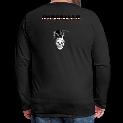 imperiale - T-shirt manches longues Premium Homme