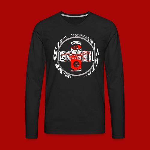 CONTROL - Men's Premium Longsleeve Shirt