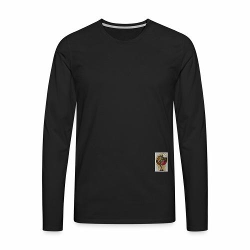 MissionYaniv - Männer Premium Langarmshirt