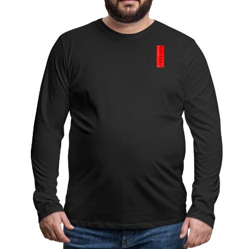Rapskilian Logo - Männer Premium Langarmshirt