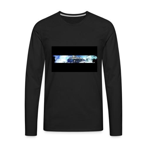 Limited Edition Banner Merch - Men's Premium Longsleeve Shirt