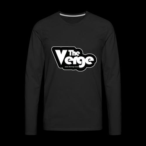 TV Sticker 001 - T-shirt manches longues Premium Homme
