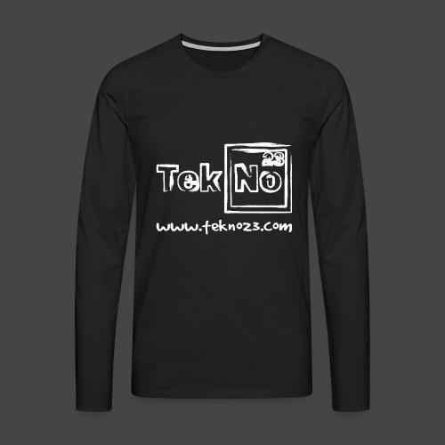 tekno23 - T-shirt manches longues Premium Homme