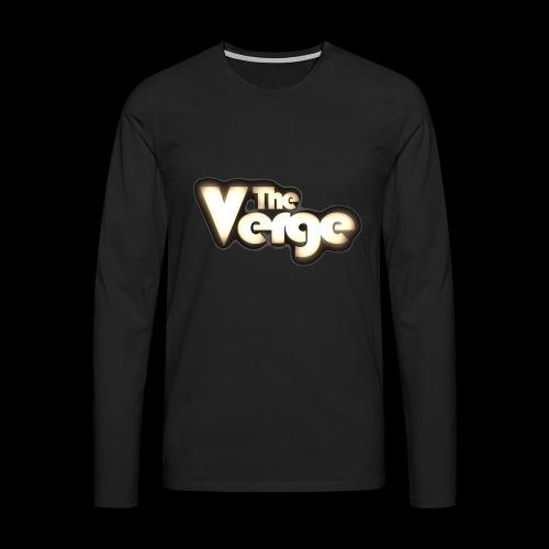 TV logo 005 - T-shirt manches longues Premium Homme