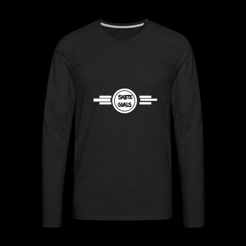 THE ORIGINIAL - Mannen Premium shirt met lange mouwen