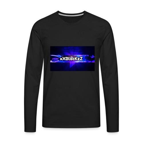 XxBlacKzZ - Männer Premium Langarmshirt