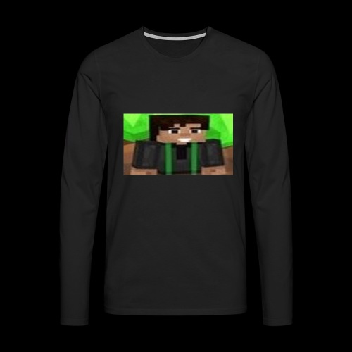 EnZ PlayZ Profile Pic - Men's Premium Longsleeve Shirt