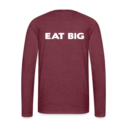 eatbig - Men's Premium Longsleeve Shirt