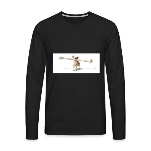 Tough Guy - Mannen Premium shirt met lange mouwen