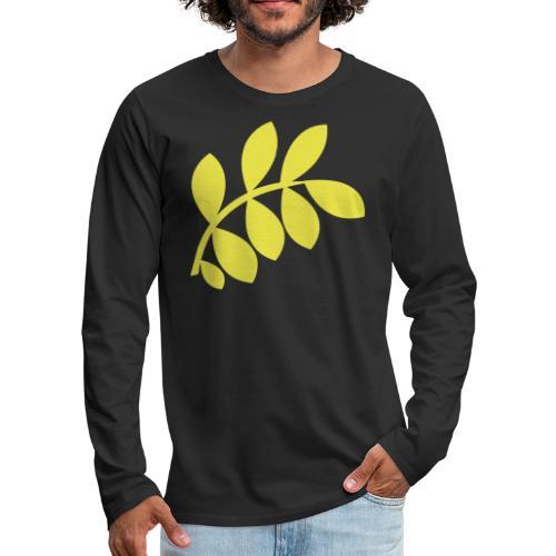 International Peace Bureau IPB Logo variant 1 - Men's Premium Longsleeve Shirt