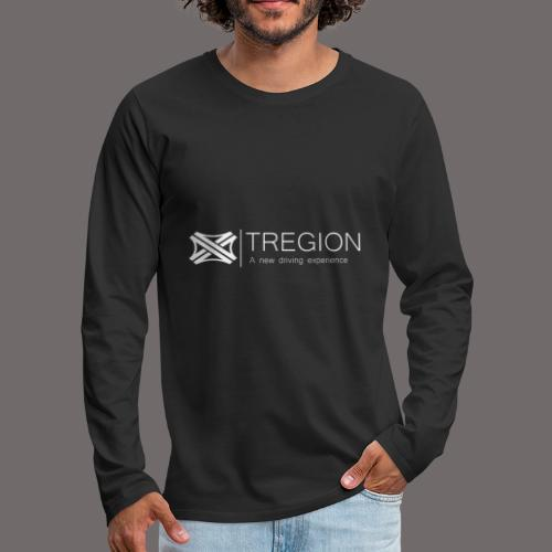 Tregion Logo wide - Men's Premium Longsleeve Shirt