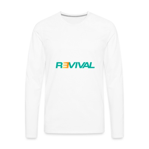 revival - Men's Premium Longsleeve Shirt