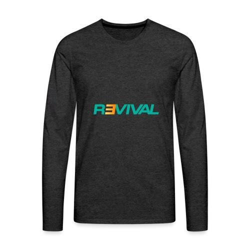 revival - Men's Premium Longsleeve Shirt