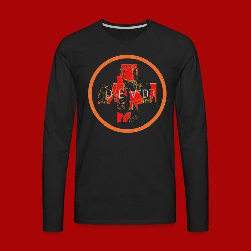 DEAD INARI ORANGE - Men's Premium Longsleeve Shirt