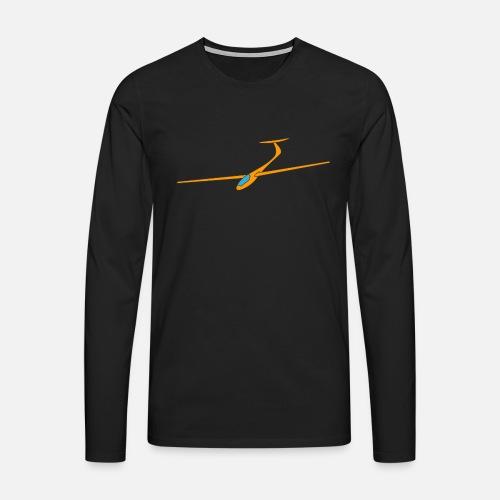 LSV 2019 black series - Männer Premium Langarmshirt