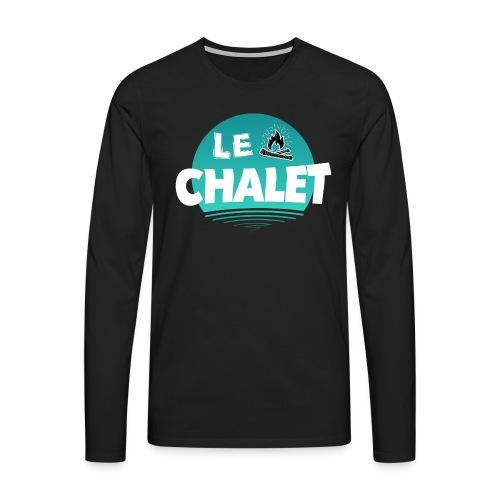 LECHALET v2 - T-shirt manches longues Premium Homme