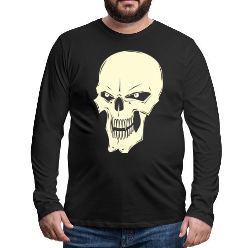 evil 2247275 - Camiseta de manga larga premium hombre