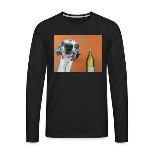 Frizzz d Ante - Männer Premium Langarmshirt
