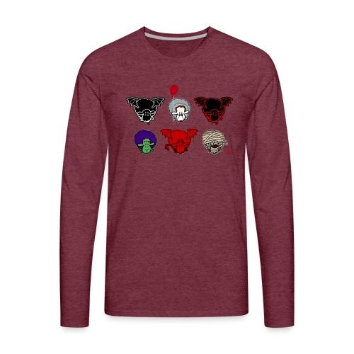 Sheepers Creepers - Men's Premium Longsleeve Shirt