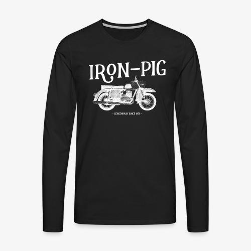Iron Pig - Männer Premium Langarmshirt