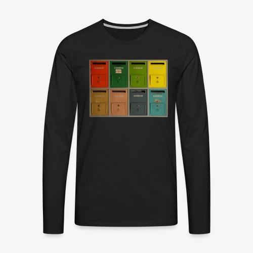 Briefkasten - Männer Premium Langarmshirt