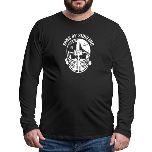 Sons of Sideline - Männer Premium Langarmshirt