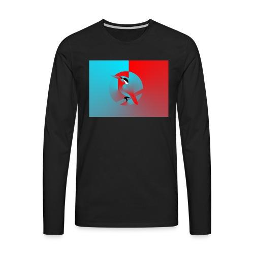 Vogel - Männer Premium Langarmshirt