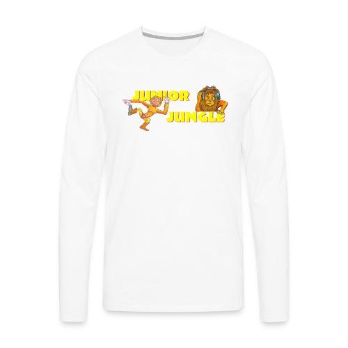 T-charax-logo - Men's Premium Longsleeve Shirt