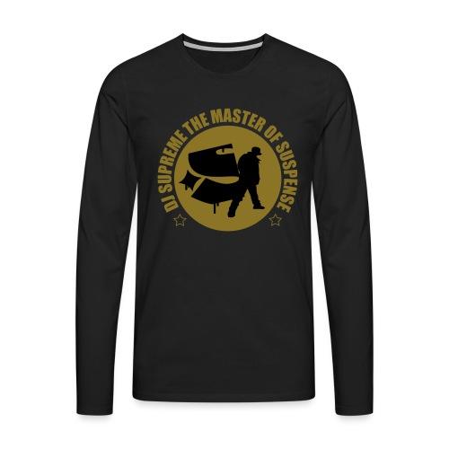 Master of Suspense T - Men's Premium Longsleeve Shirt