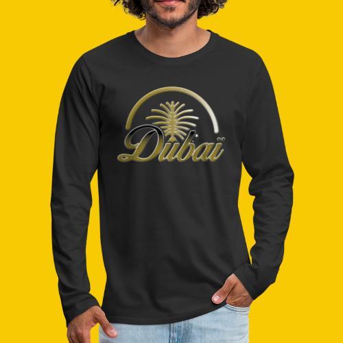 DUBAI - T-shirt manches longues Premium Homme