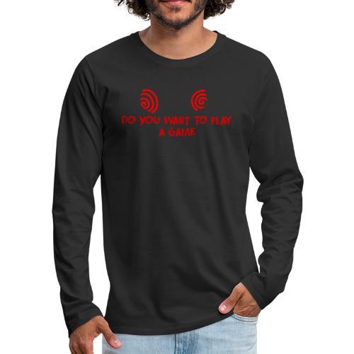 SAW - Men's Premium Longsleeve Shirt