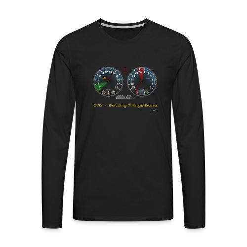 Startup Gear - Männer Premium Langarmshirt