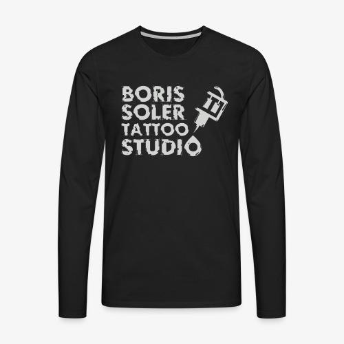 Boris Soler Tattoo - Men's Premium Longsleeve Shirt
