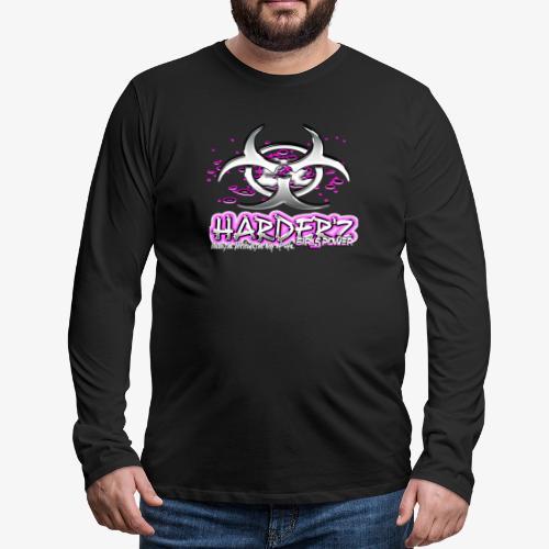 hardstyle - T-shirt manches longues Premium Homme