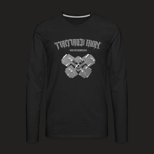 skull - Men's Premium Longsleeve Shirt