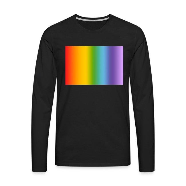 Hintergrund Regenbogen soft