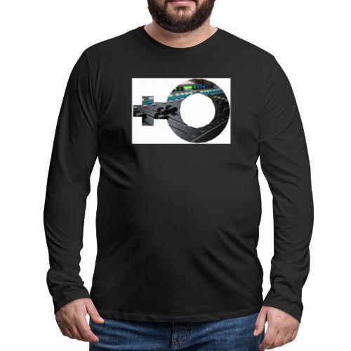 women in sound - Men's Premium Longsleeve Shirt
