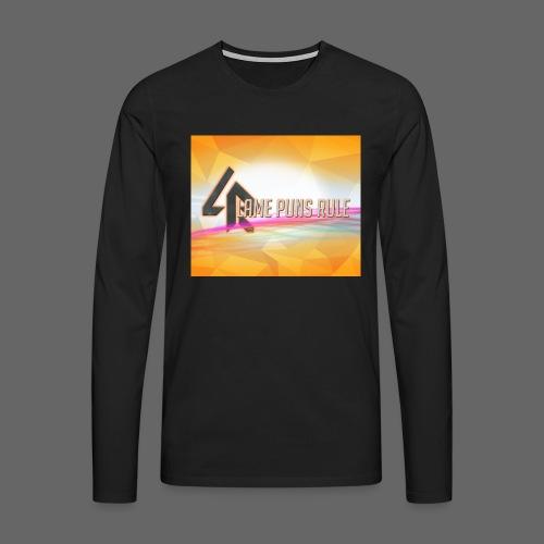 lpr mousepad png - Men's Premium Longsleeve Shirt