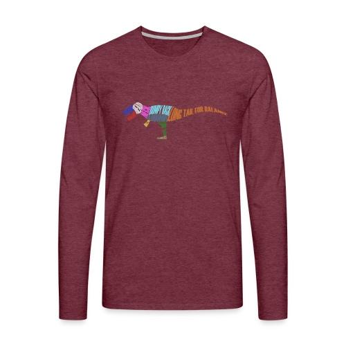DINOSAUR - Men's Premium Longsleeve Shirt