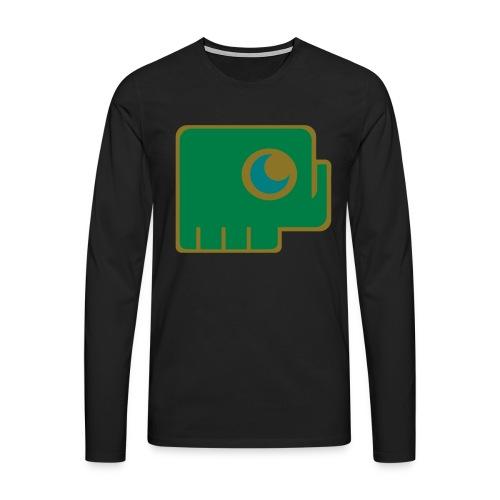 Elefant - Men's Premium Longsleeve Shirt