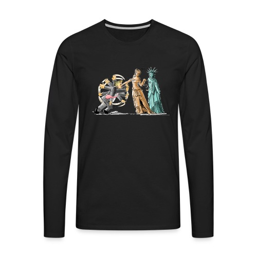 I Got This - Men's Premium Longsleeve Shirt