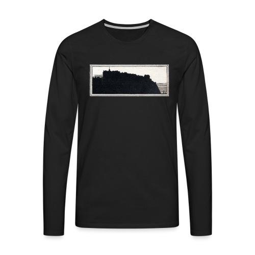 back page image - Men's Premium Longsleeve Shirt