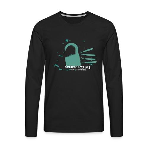 c3lock - Männer Premium Langarmshirt