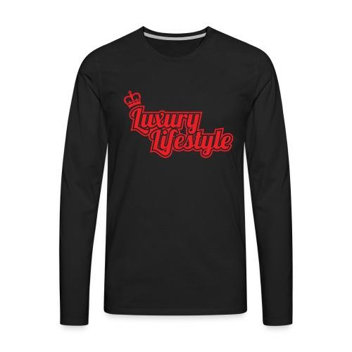 Luxury lifestyle t-shirt Brand New - Men's Premium Longsleeve Shirt