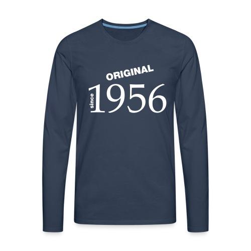 1956 - Männer Premium Langarmshirt