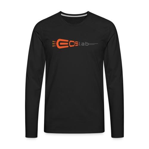 EOS Lab - Camiseta de manga larga premium hombre