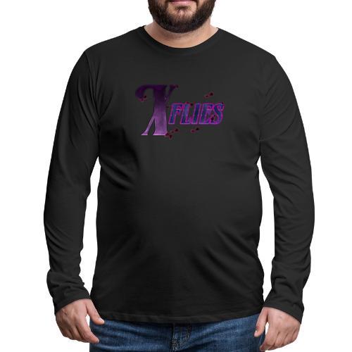 X flies - Men's Premium Longsleeve Shirt