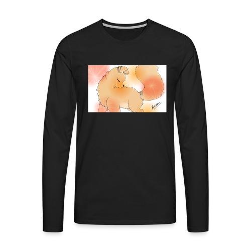 SPOTLIGHT - Camiseta de manga larga premium hombre