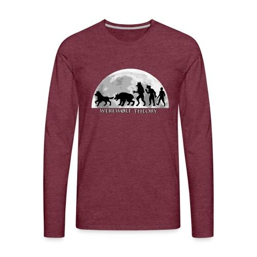 Werewolf Theory: The Change - Koszulka męska Premium z długim rękawem